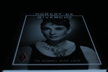 Hubert de Givenchy - to Audrey with love